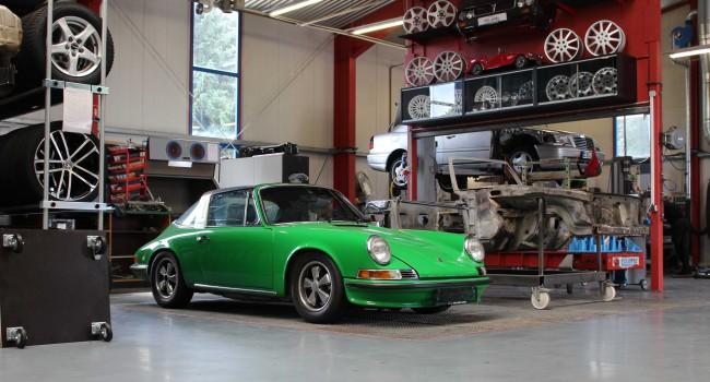 Kfz-Meisterwerkstatt & Classic Cars
